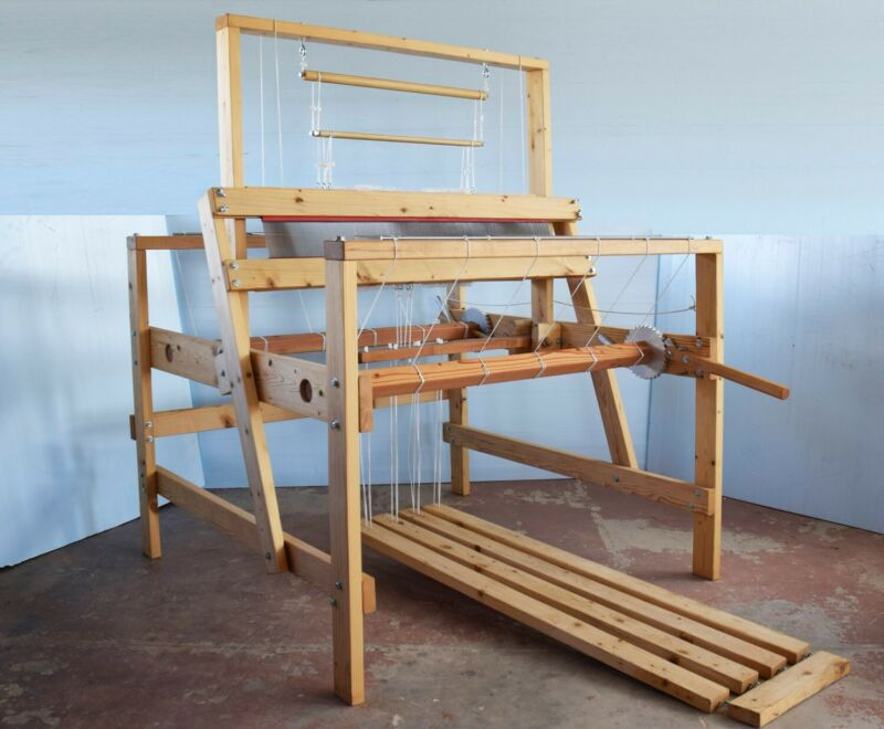 Rio Grande Walking Loom information and instructions