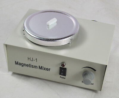Hj-1 Magnetic Stirrer 5 Stirring Plate Laboratory Supplies Desktop Stirrer Us