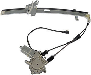 power window motor regulator assembly fits 2000 2002 kia
