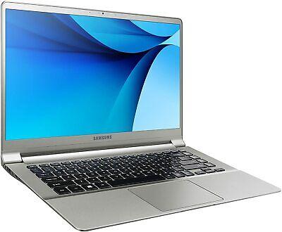 Samsung NP900X5L-K02US Notebook 9 8GB RAM 256GB SSD - Iron Silver