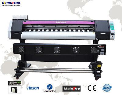 New 1830mm 72 Eco Solvent Printer Large Formatrip Epson I3200 Better Than Dx5