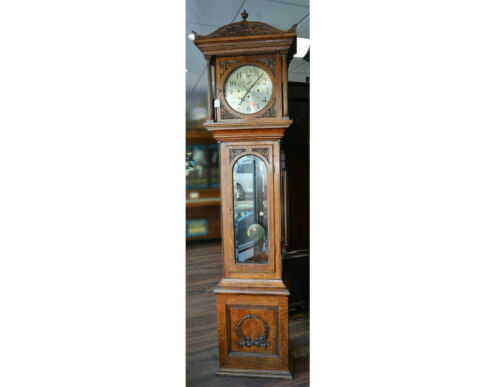 c007 Seth Thomas Tall Case Grandfather Clock- Local Pickup Only