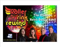 Roller Rink Rewind - Retro Dance Band for all Events