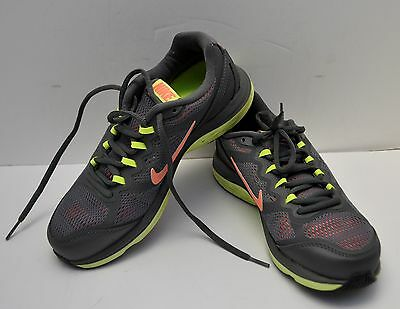 info for ec4cb 0f0a0 Nike Dual Fusion Run 3 Womens 653594-001 Lime Lava Running Shoes Size 6