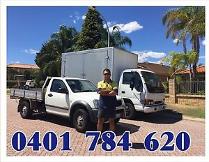 Removalist/Man With Van/Truck Hire/House Moving/Delivery Service Perth Perth City Area Preview