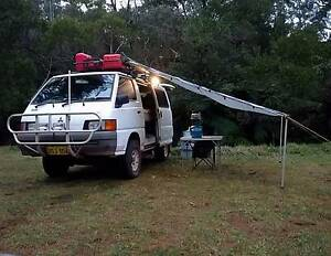 1990 MITSUBISHI EXPRESS 4X4 CAMPERVAN Bowen Whitsundays Area Preview