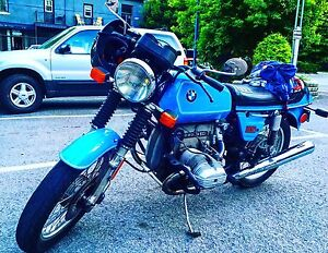 1977 BMW R65/7 ready to ride!!