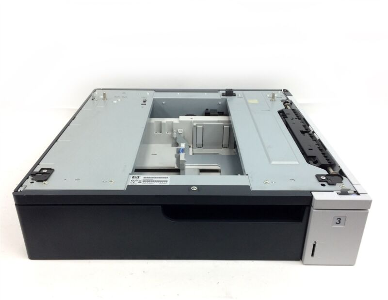 Genuine HP 500-Sheet Expansion #3 Tray 2530B003AA for Laserjet CP5225 / CP5525