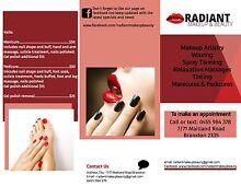 Radiant Makeup & Beauty Salon Branxton Singleton Area Preview
