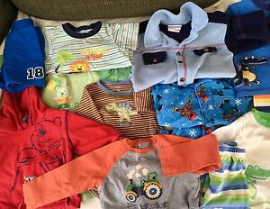 Boys Size 18 Months Clothing Lot