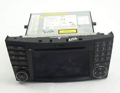 Mercedes CLS W219 APS Autoradio Radio CD NAVI CD NTG 2,5 A A2118705194