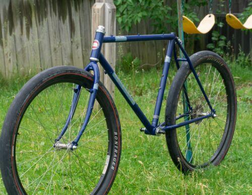 "Old School Mongoose City Bike Vintage Cruiser 26 Klunker BMX 1980s Frameset 19"""