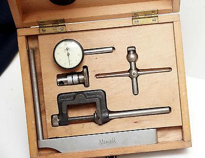 Mercer Dial Gauge Set (Boxed)