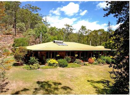 FOR SALE. Rural Property Retreat. 51 Acres. Toowoomba, Qld.