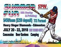 Edmonton SLO Pitch weekend Tournament