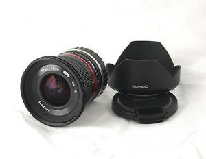Samyang, Voigtlander, Leica Lenses for Sale or Trade ! Richmond Yarra Area Preview
