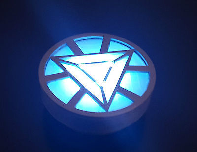 Iron Man Avengers Triangle Arc Reactor Costume replica for fancy dress, cosplay