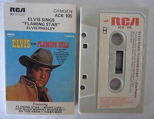ELVIS-PRESLEY-ELVIS-SINGS-FLAMING-STAR-AUSTRALIAN-RELEASE-CASSETTE-TAPE
