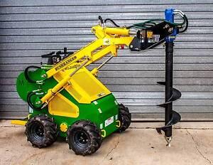 450mm Auger Bit for post hole digging and mini loaders dingo Upper Mount Gravatt Brisbane South East Preview