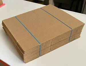 20 x New Cardboard Boxes - 1 BUNDLE LEFT!