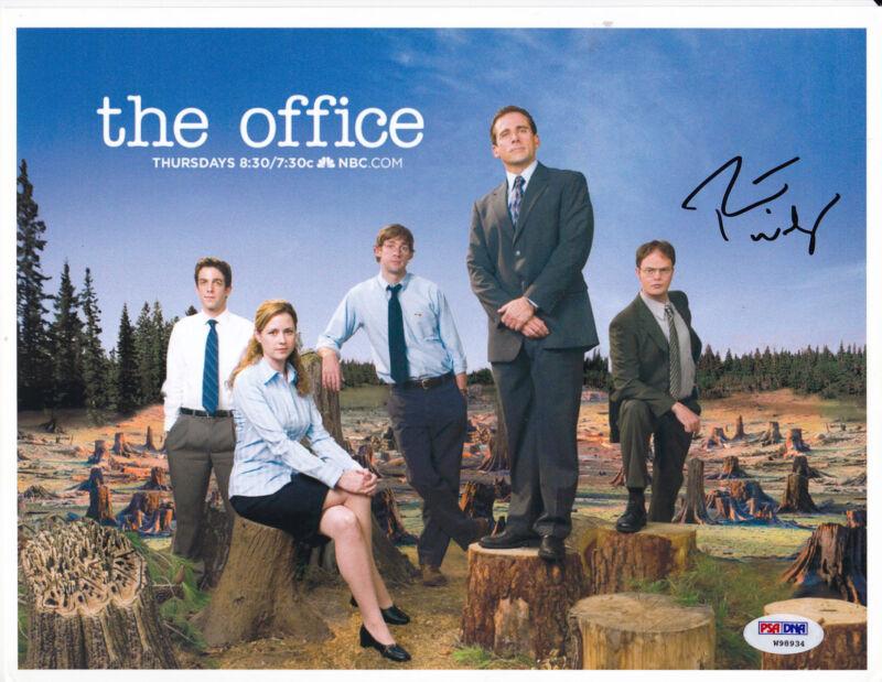 RAINN WILSON Dwight Schrute THE OFFICE signed autographed photo PSA DNA COA