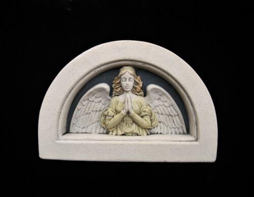 ARCH  ANGEL GIRL  CHURCH  GARDEN ARTS & CRAFTS GOTHIC ELLISON TILE