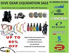 SCUBADIVING SNORKEL SPEAR WET SUIT- LIQUIDATION SALE -BELOW COST Coolaroo Hume Area Preview