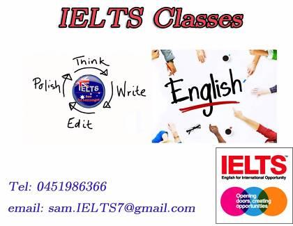 Private IELTS classes