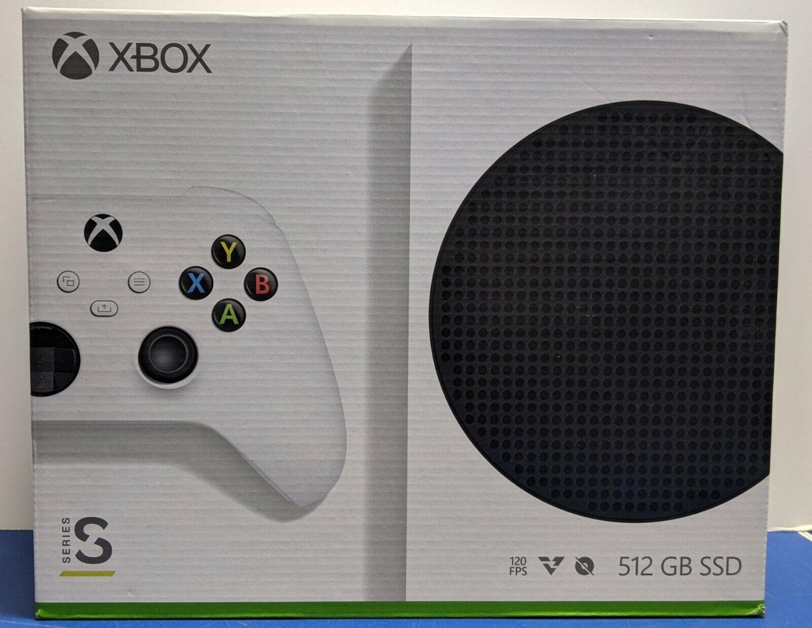 Microsoft Xbox Series S 512GB Video Game Console Brand New Ship Fast!