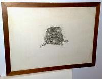 Incisione Arte Contemporanea -  - ebay.it