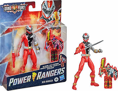 Neu Hasbro Power Rangers DNF CORE RED RANGER 18848439