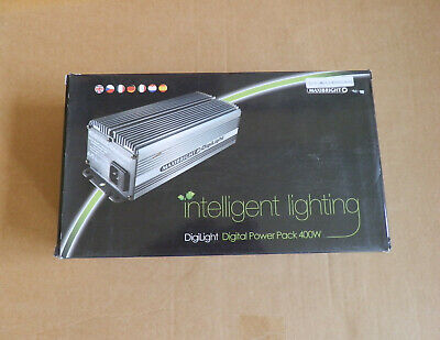 Maxibright DigiLight 400W Digital Power Pack HID Lamp Ballast