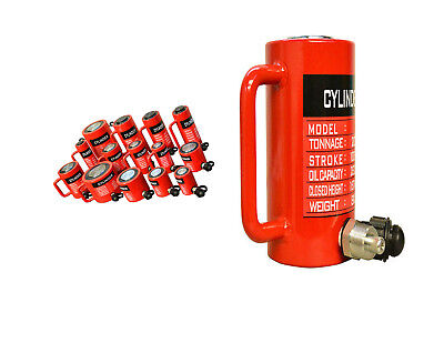 Hydraulic Cylinder 30 Ton Capacity Lift Jack Stroke 5.90 Inch
