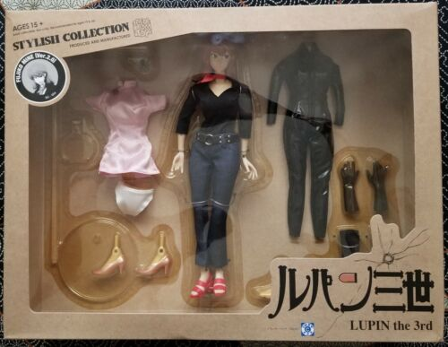 Medicom Toy FUJIKO MINE Stylish Collection Lupin the 3rd DX Version 2.0 NEW 1/6