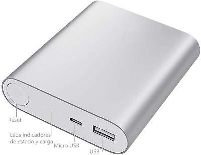 PowerBank batería para teléfono móvil y tablet + Cable de carga SIN...