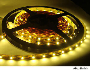 SMD Strip LED Streifen LED LICHTBAND  in verschiedenen  Längen u. Farben