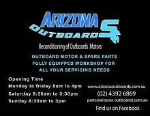 Arizona Outboard Wreckers We buy and sale Outboard motors Charmhaven Wyong Area Preview