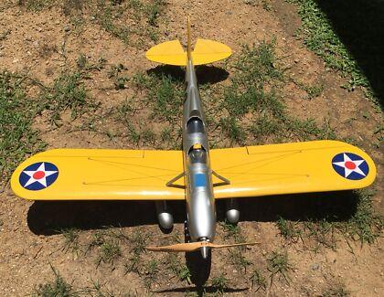 Rc Plane Durafly Ryan STA