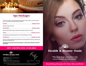 "Women only ""Health and Beauty Clinic"" 647-801-2550 RMT Massage"