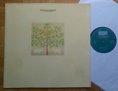 EBERHARD WEBER - The Following Morning * LP * ECM 1084 * D 1977