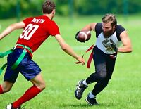 Jouer Flag Football!