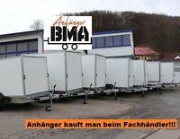 Kofferanhänger PKW-Anhänger Koffer geschlossen NEU Baden-Württemberg - Mühlhausen im Täle Vorschau