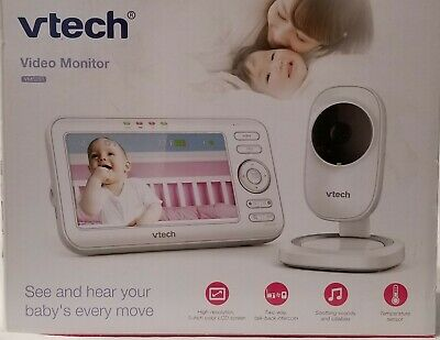VTech Digital Video Baby Monitor VM5251  C-19