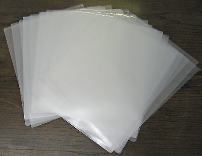 25 Letter 9 X 11 12 5mil Laminating Pouches Heat Activated Laminator Pouch