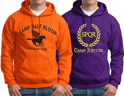 Camp Jupiter Hoodie Percy Jackson Half Blood Halloween party Costume Sweatshirts](Percy Halloween Costume)