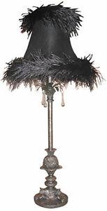 Feather Lamp Ebay