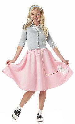 Poodle Skirt / Female Adult (Female Adult Kostüm)