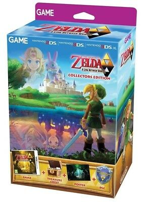 The Legend of Zelda: A Link Between Worlds - Collector's Edition [Nintendo 3DS]  comprar usado  Enviando para Brazil