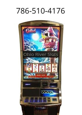 "Williams Bluebird 2 Slot Machine ""Gothel"""