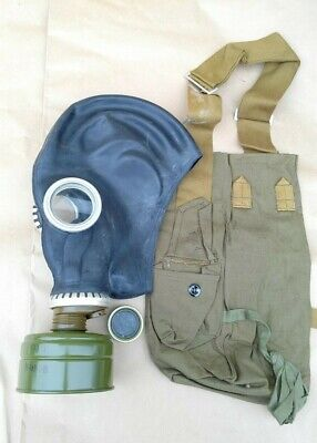 Wholesale Gas Masks (Original vintage black GP-5 gas mask USSR (ГП-5) +filter +bag [lot of)